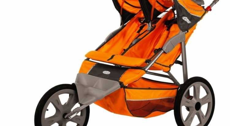Double Jogger Strollers